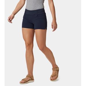 Mountain Hardwear Dynama Shorts Damen dark zinc dark zinc