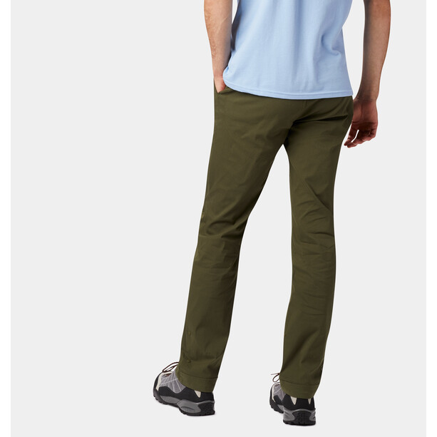 Mountain Hardwear AP Hose Herren dark army