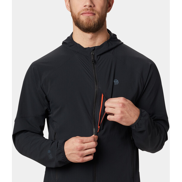 Mountain Hardwear Chockstone Kapuzenjacke Herren black