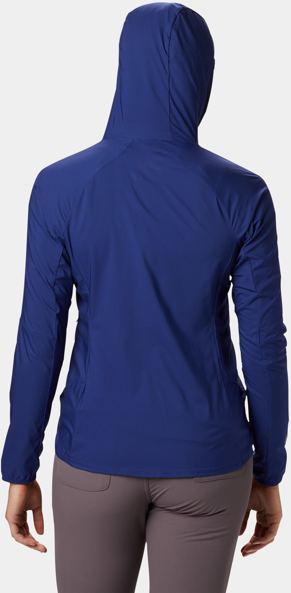 Mountain Hardwear KOR Preshell Chaqueta Mujer Azul 2019
