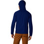 Mountain Hardwear Kor Preshell Jacket Herr nightfall blue
