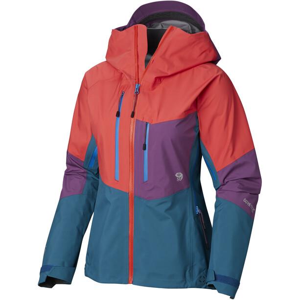 Mountain Hardwear Exposure/2 Gore-Tex Pro Jacket Dam fiery red