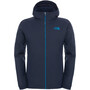 The North Face Quest Insulated Jacket Herr urban navy