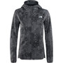 The North Face Stormy Trail Jacket Dam tnf black reflective firefly print