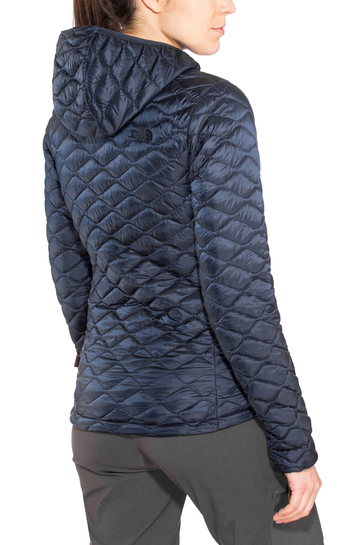 The North Face Thermoball Pro Hoodie Jacket Dam urban navy