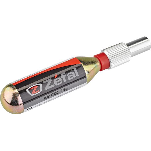 Zefal EZ CO2-Pumpe ohne Dosierfunktion für Schrader/Presta