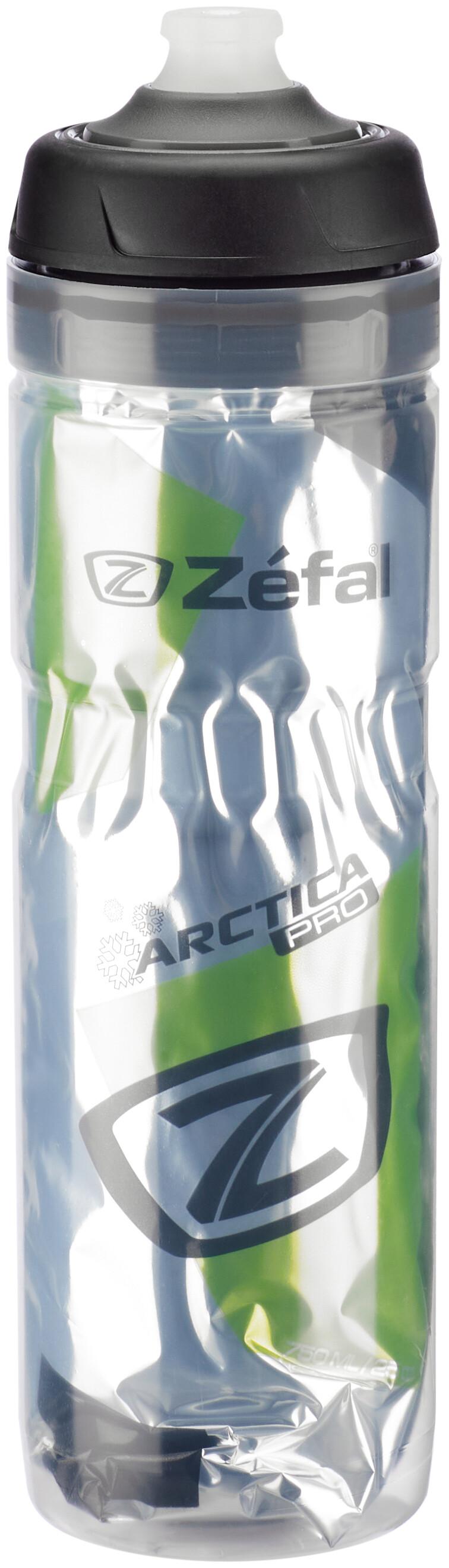 Zefal Thermoflasche Arctica Pro 750 ml grün Fahrrad