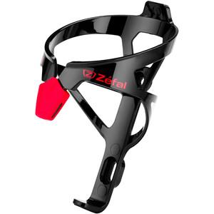 Zefal Pulse A2 Juomapullonpidike, musta/punainen musta/punainen