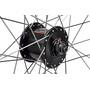 """Exal ZX19 Dynamo Forhjul 28"""", sølv"""