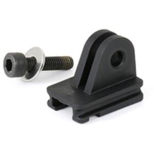 CatEye CE-GP Support pour éclairage avec vis, noir noir