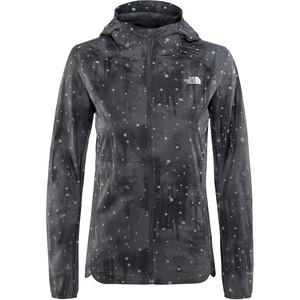 The North Face Stormy Trail Jacke Damen tnf black reflective firefly print tnf black reflective firefly print