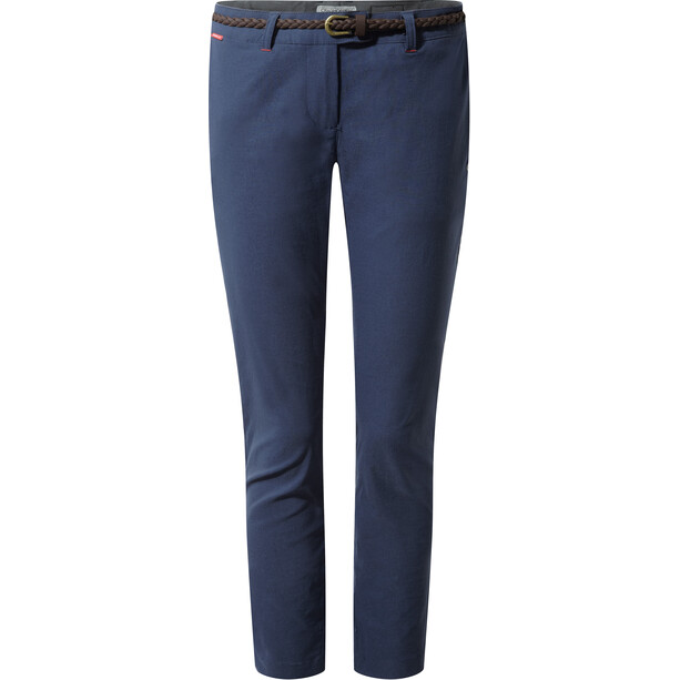 Craghoppers NosiLife Clara II Pantalon Femme, bleu