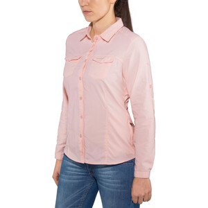 Craghoppers NosiLife Adventure II Langarmhemd Damen seashell pink seashell pink