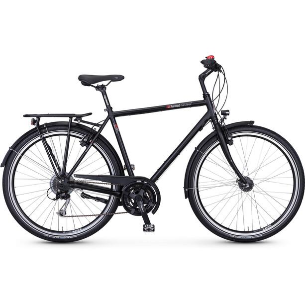 vsf fahrradmanufaktur T-50 Trapezoid Alivio 24-fach ebony matt
