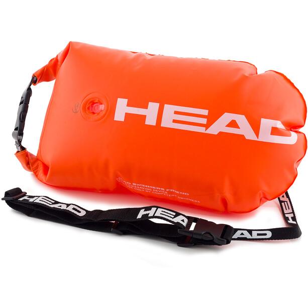 Head Swimrun Xtreme Safety Buoy orange