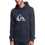 Quiksilver Big Logo Hood Herren navy blazer