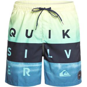 Quiksilver Word Block Volley 17 Boardshorts Herren southern ocean southern ocean