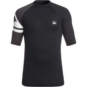 Quiksilver Active Kurzarmshirt Herren black black
