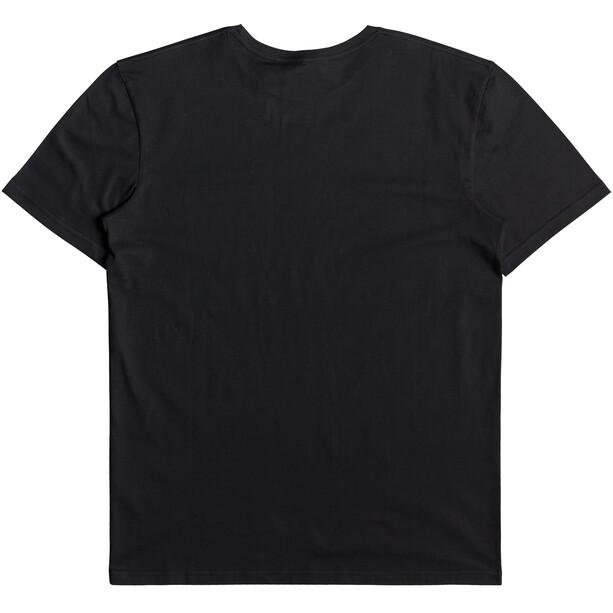Quiksilver Art Tickle Pocket T-paita Miehet, musta
