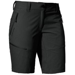 Schöffel Toblach2 Shorts Damen schwarz schwarz