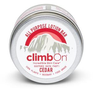 Climb On! Cedar Lotion Bar 1oz