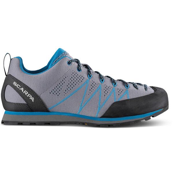 Scarpa Crux Air Shoes Herr smoke-lake blue