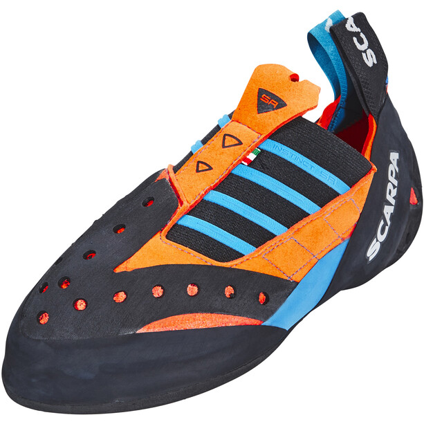 Scarpa Instinct SR Climbing Shoes tonic