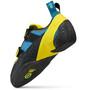 Scarpa Vapor V Climbing Shoes Herr ocean-yellow