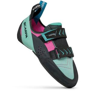 Scarpa Vapor V Climbing Shoes Dam turkos/pink turkos/pink