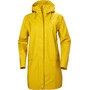 Helly Hansen Moss Rain Coat Dam essential yellow