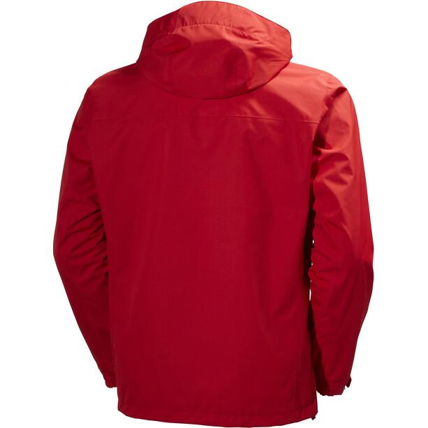 Helly Hansen Dubliner Jacket Men flag red