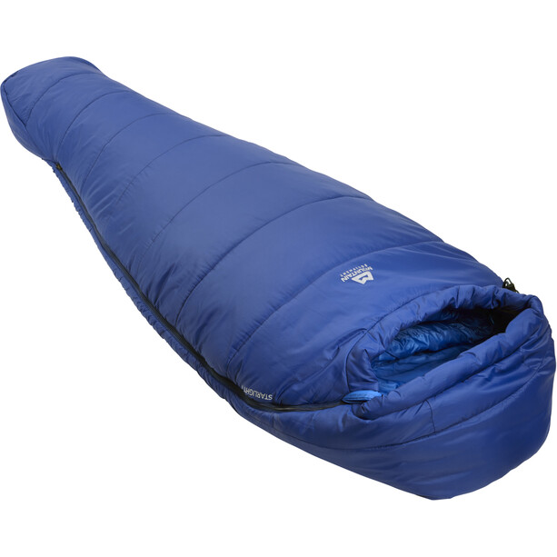 Mountain Equipment Starlight II Schlafsack Long sodalite / lt ocean