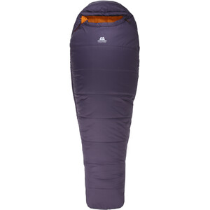 Mountain Equipment Starlight I Schlafsack Long Damen aubergine/blaze aubergine/blaze