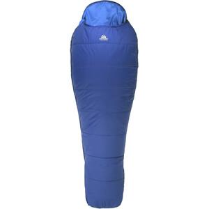 Mountain Equipment Starlight Micro Makuupussi Pitkä, sininen sininen