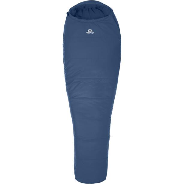 Mountain Equipment Lunar I Schlafsack regular denim blue