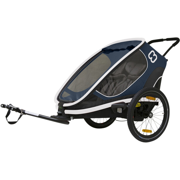 Hamax Outback Bike Trailer navy