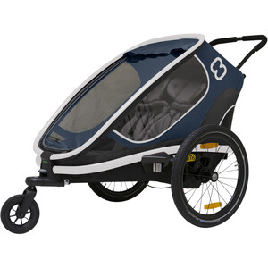 Hamax Outback Bike Trailer navy navy