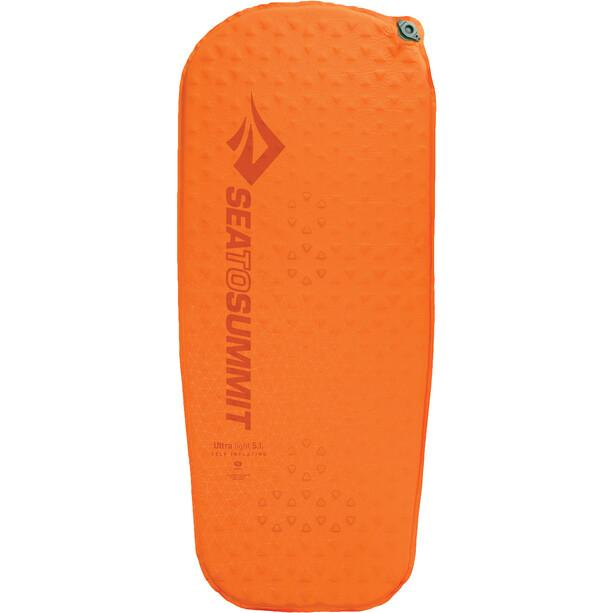 Sea to Summit UltraLight Selbstaufblasende Matte XSmall orange