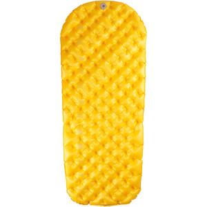 Sea to Summit UltraLight Luftmatratze XSmall yellow yellow