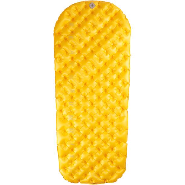 Sea to Summit UltraLight Luftmatratze XSmall yellow