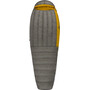 Sea to Summit Spark SpII Schlafsack regular dark grey/yellow