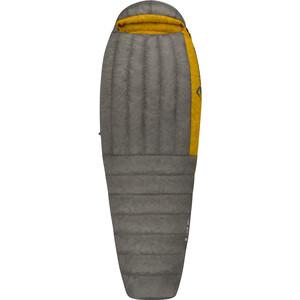 Sea to Summit Spark SpII Schlafsack Long dark grey/yellow dark grey/yellow