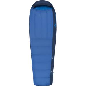Sea to Summit Trek TkI Schlafsack Regular Wide bright blue/denim bright blue/denim