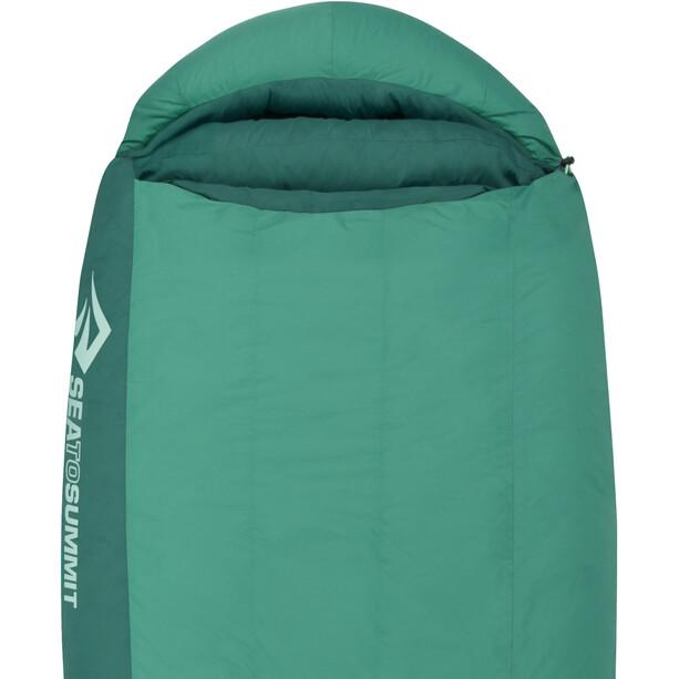 Sea to Summit Journey JoI Schlafsack regular Damen peacock/emerald