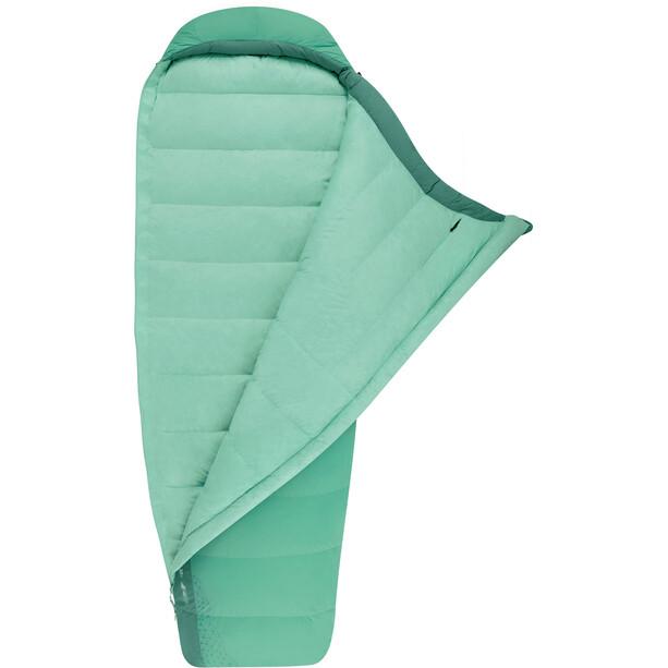 Sea to Summit Journey JoI Sac de couchage Long Femme, vert