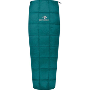 Sea to Summit Traveller TrI Sac de couchage Normal, turquoise turquoise