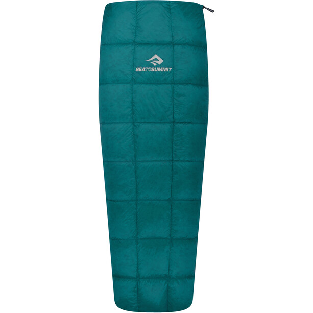 Sea to Summit Traveller TrI Schlafsack Large teal