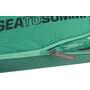 Sea to Summit Traverse TvIII Schlafsack regular forrest/pine