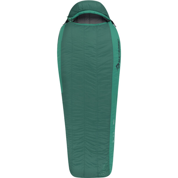 Sea to Summit Traverse TvIII Schlafsack Long forrest/pine