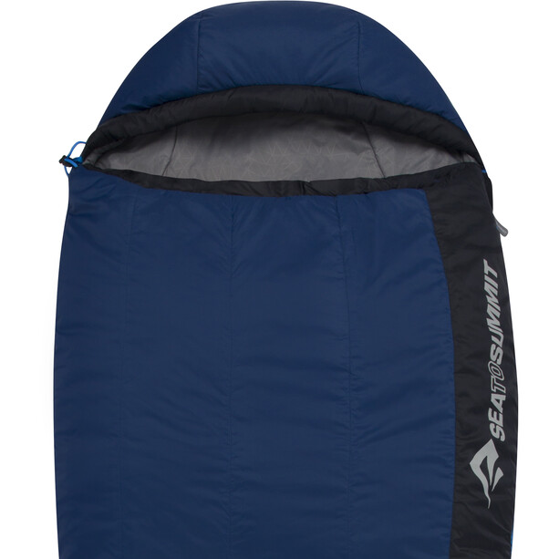 Sea to Summit Trailhead ThII Schlafsack Long cobalt/midnight